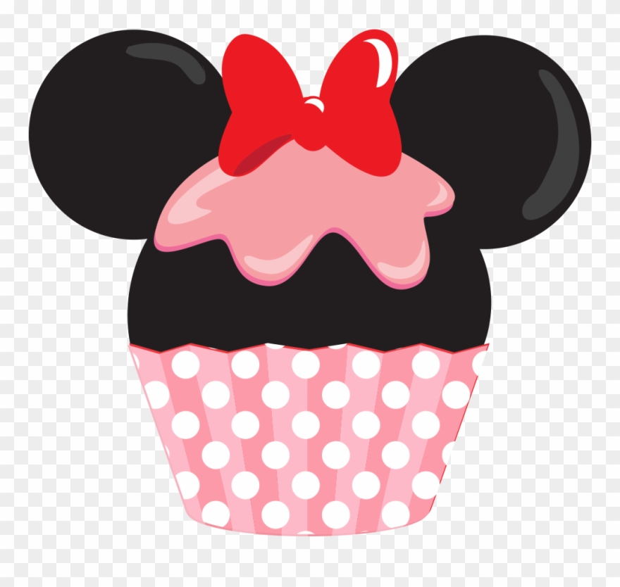 See Here Cupcake Clipart Black And White Free Download.