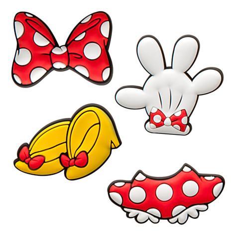 Minnie Mouse Dress Clipart.