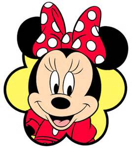 Free Download minnie mouse face clip art.