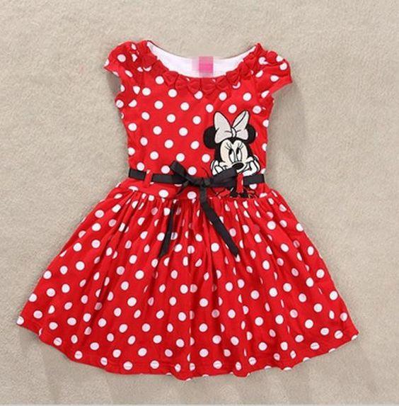 Mini Mouse Dress.
