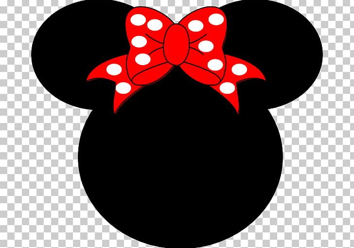 Mickey Mouse Minnie Mouse Ear PNG, Clipart, Black And White.