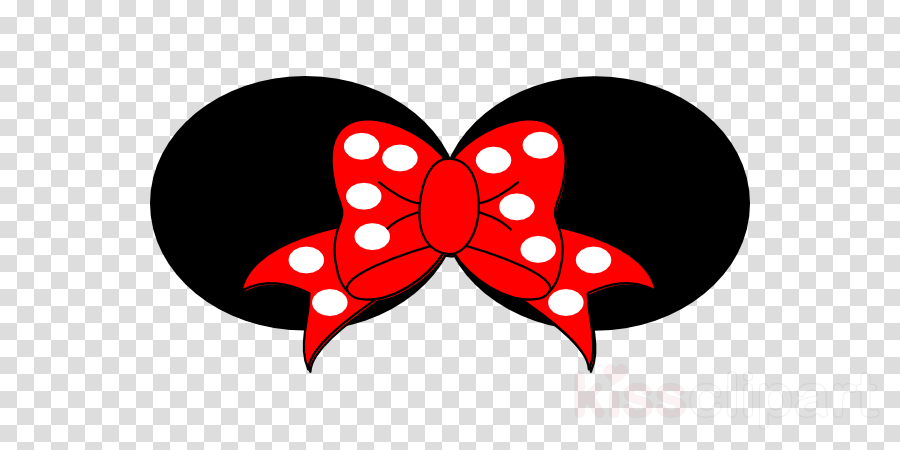 HD Minnie Mouse Ears Png.