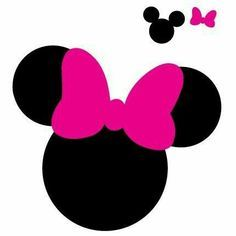 Minnie mouse ears with bow clipart 4 » Clipart Portal.