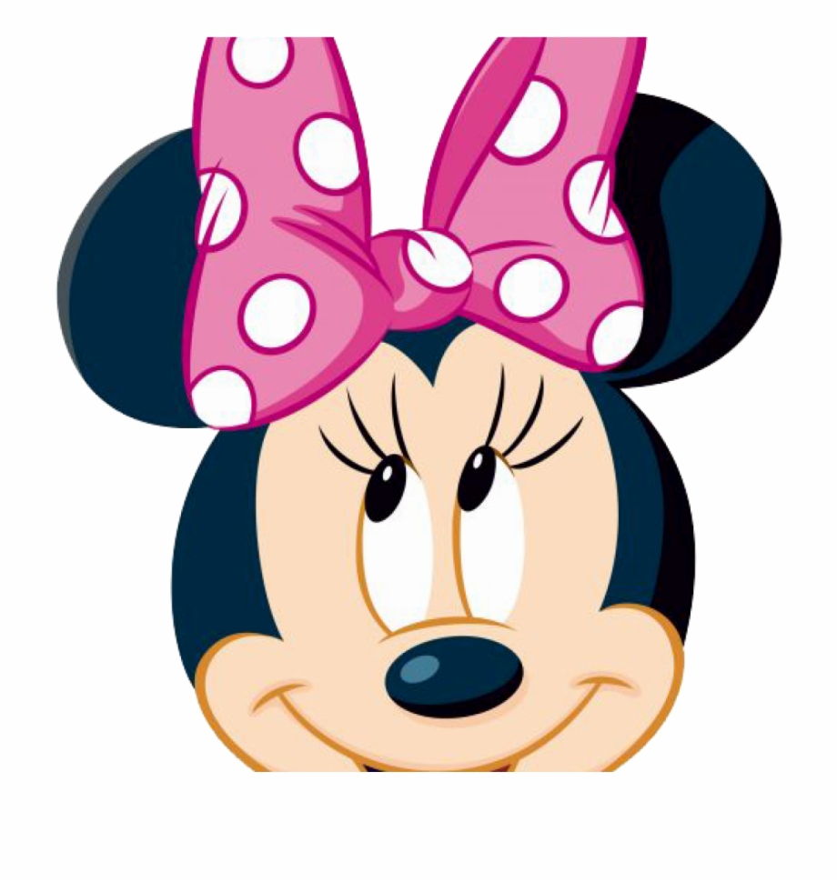 Minnie Mouse Face Png Free PNG Images & Clipart Download.