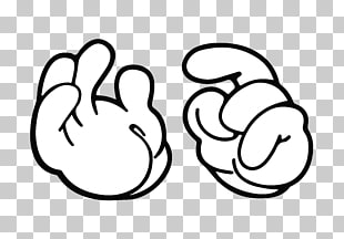 658 minnie Mouse Hands PNG cliparts for free download.