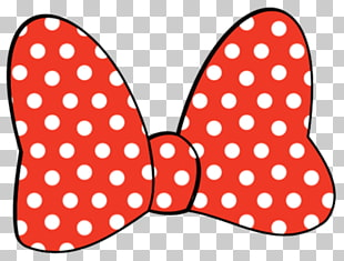 Minnie Mouse Mickey Mouse Hair , Bow Outline PNG clipart.