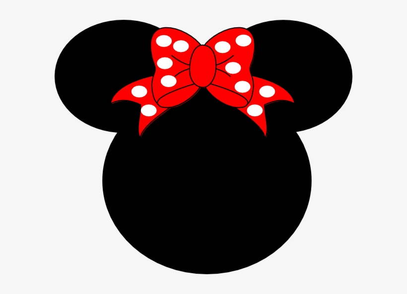 Mickey And Minnie Mouse Clipart Black And White Minnie.