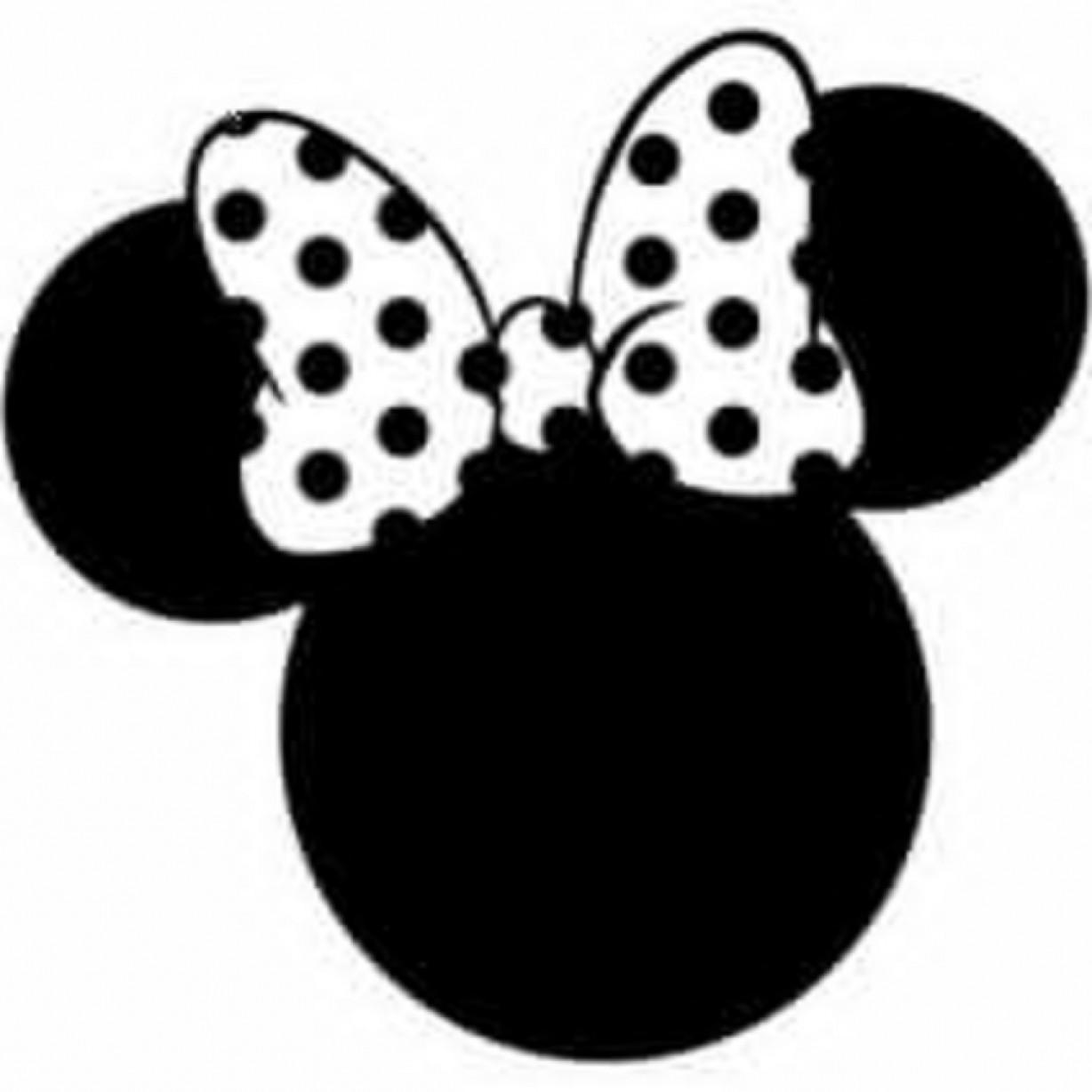 Minnie Mouse Clip Art Rainbow Clipart.