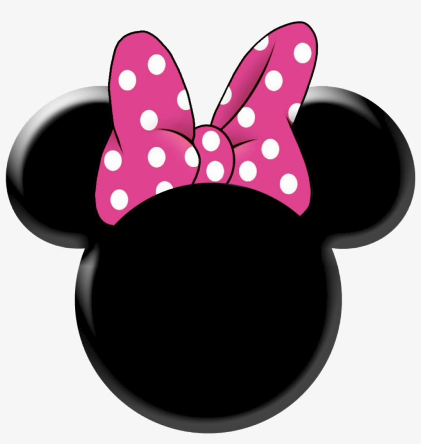 Pix For Mickey Head Outline Png.