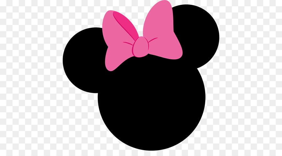 Minnie Mouse Mickey Mouse Silhouette.