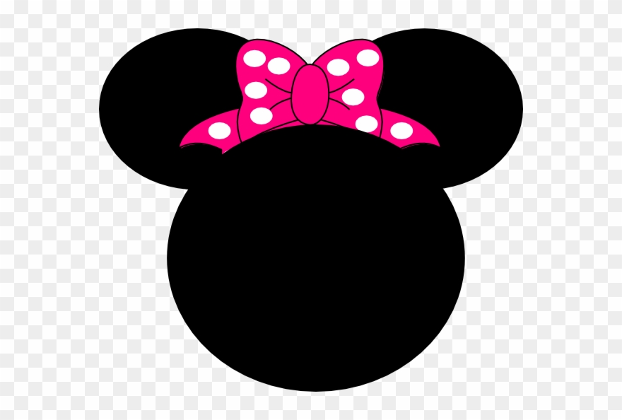 Mickey Mouse Ears Clip Art.