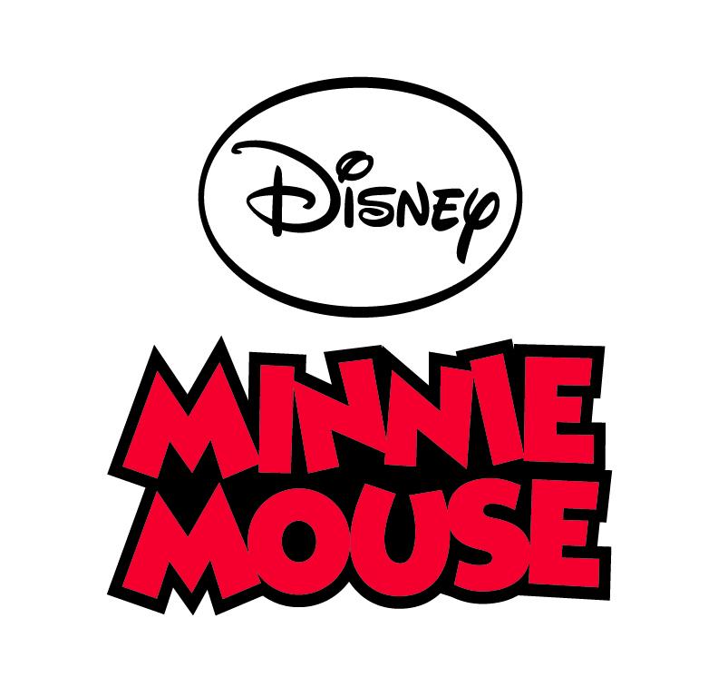 Logo Minnie Mouse.