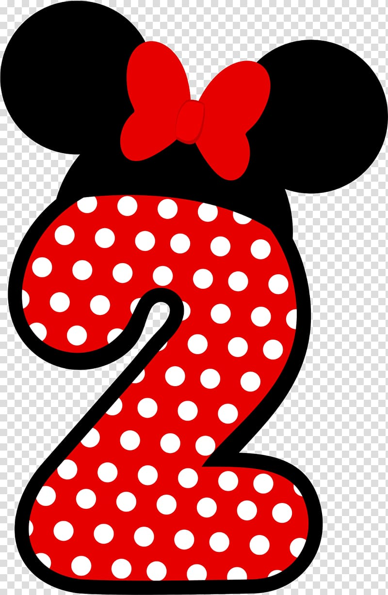 Red and black Minnie Mouse 2 party decor , Minnie Mouse.