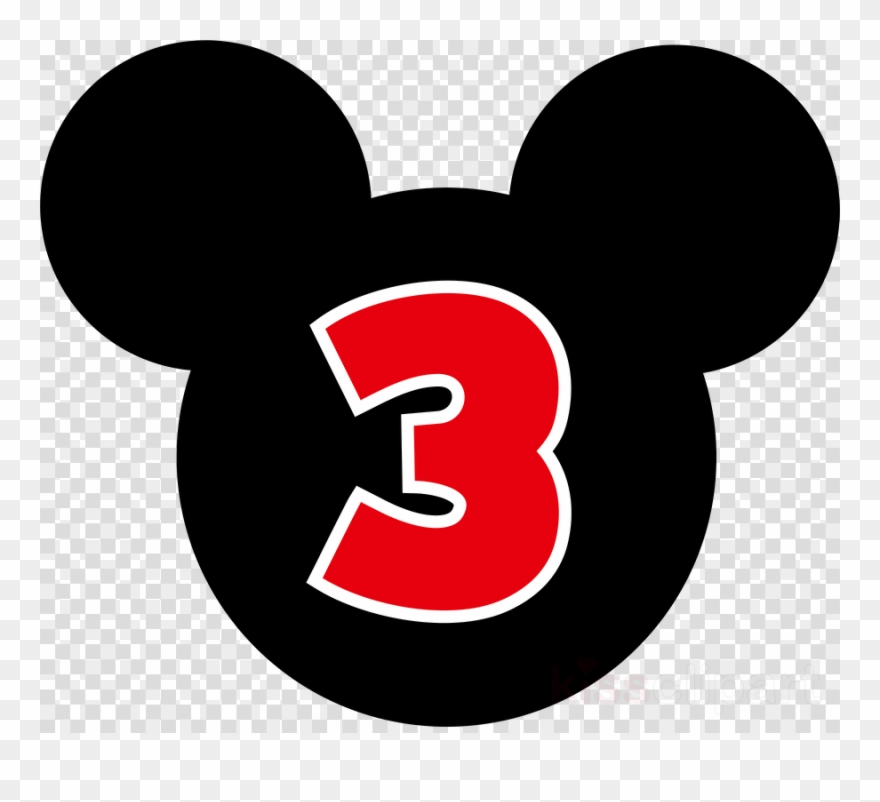Download Numero 2 De Mickey Clipart Mickey Mouse Minnie.
