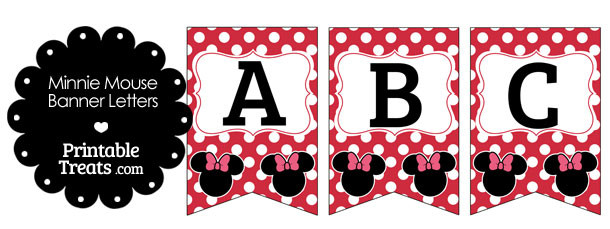 minnie mouse on the letter s clipart clipground