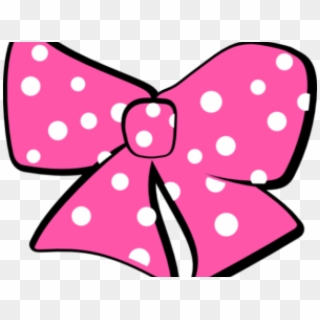 Free Minnie Mouse Bow Png Transparent Images.