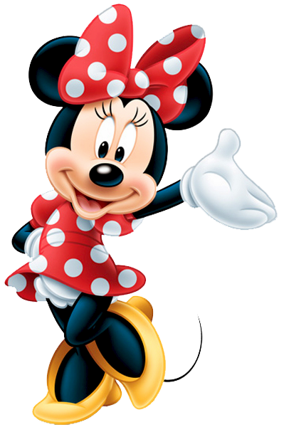 Download MINNIE MOUSE Free PNG transparent image and clipart.