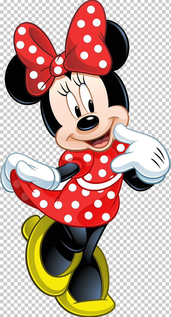 Minnie Mouse Mickey Mouse Donald Duck Goofy Daisy Duck PNG.