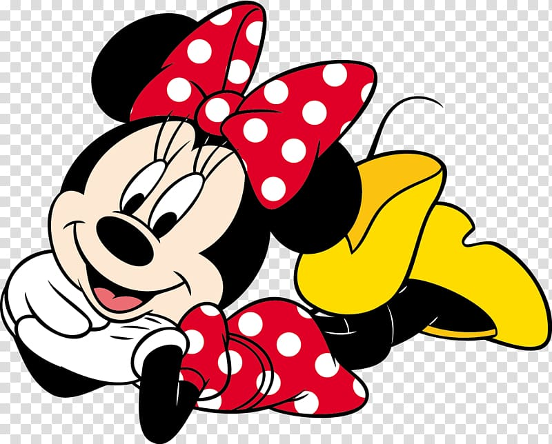 Minnie Mouse Mickey Mouse , minnie mouse transparent.