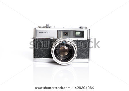 Rangefinder Camera Stock Photos, Royalty.