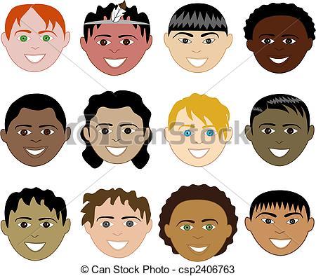 Minority clipart #13