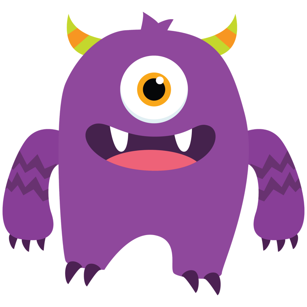 Monster Clipart.