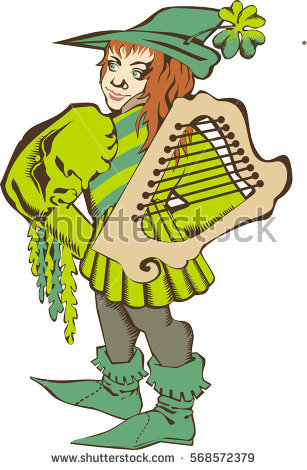 Minstrel Stock Vectors, Images & Vector Art.