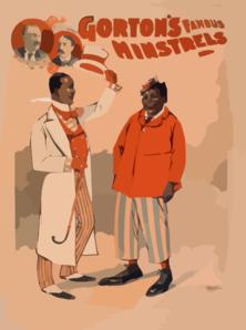 Minstrels clipart #19
