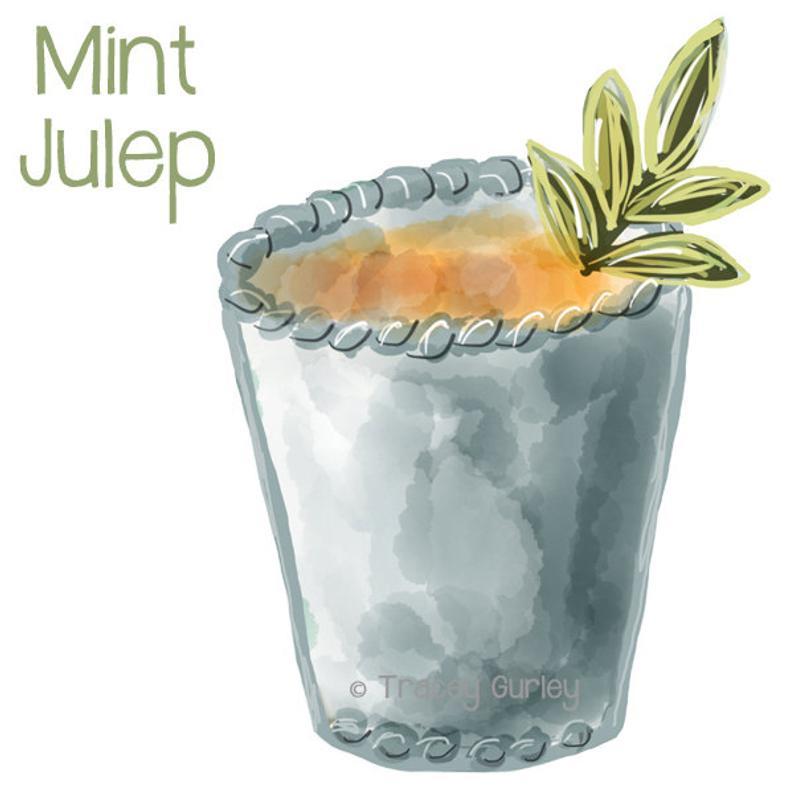 Mint Julep.
