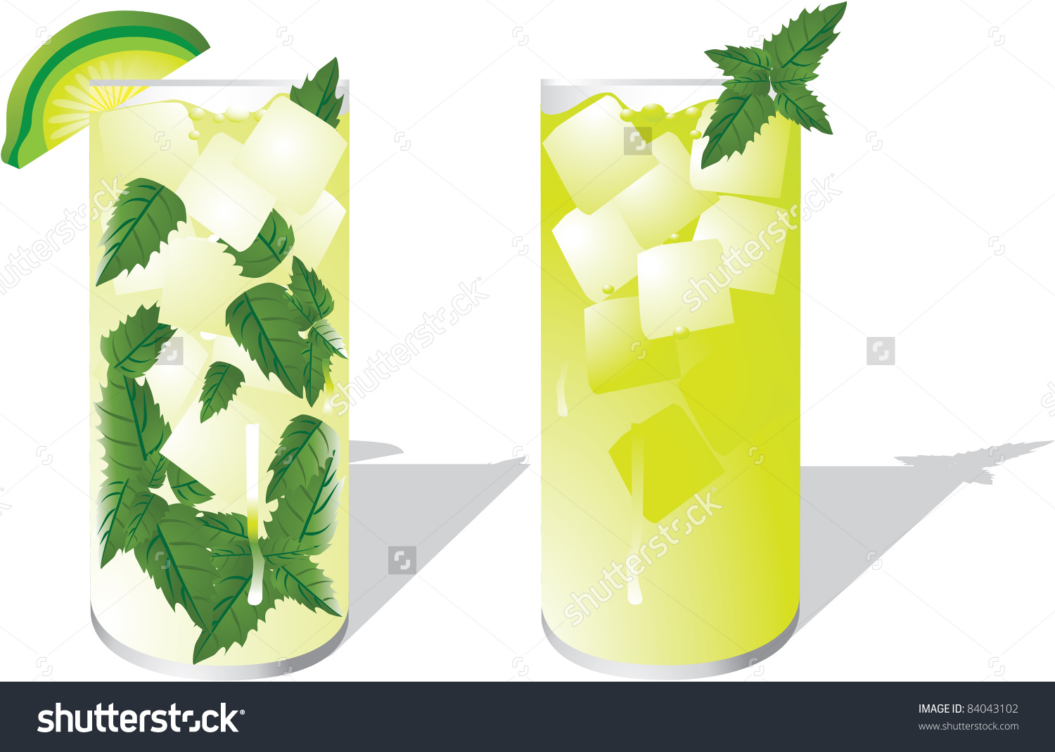 Mint Julep Stock Vectors & Vector Clip Art.