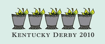 Random musings of a deco lady: The Kentucky Derby, Mint Juleps and.