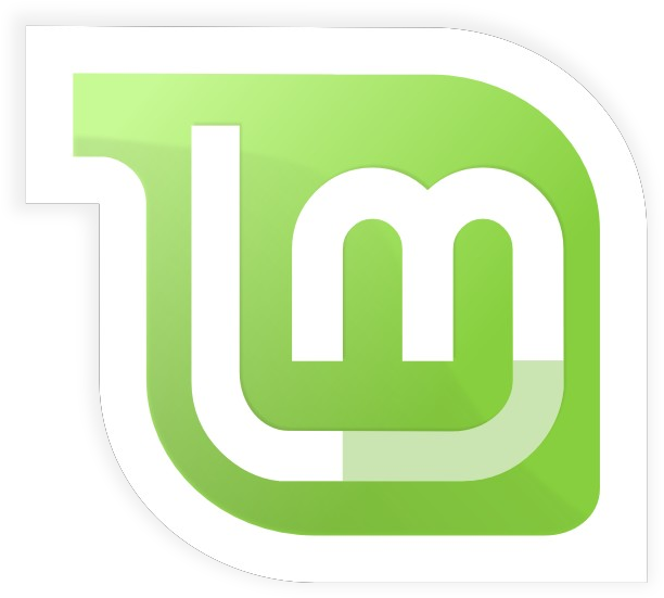 Amazing Linux Mint Clipart Changer Illustration.