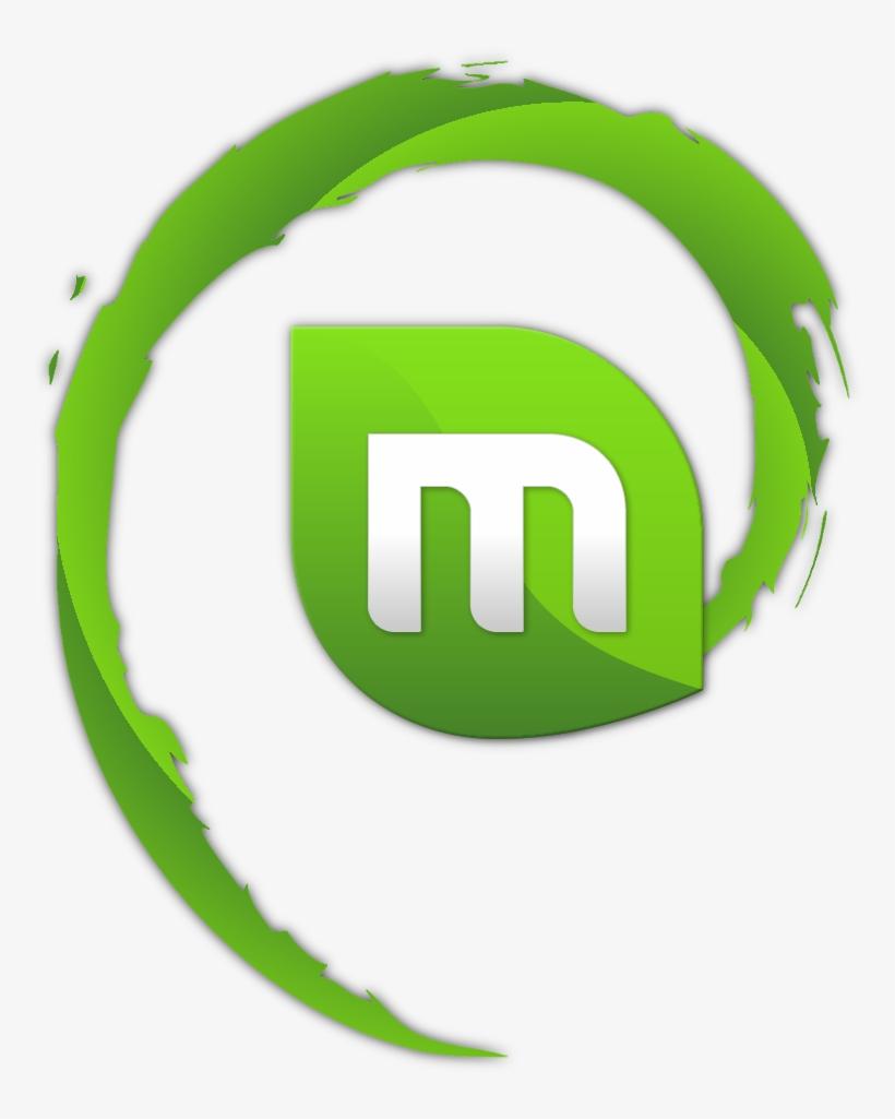 Linux Mint Logo Png Transparent PNG.