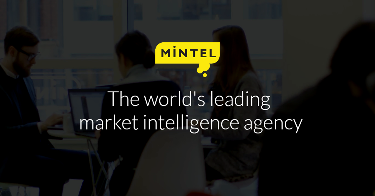Mintel: Global Market Research & Market Insight.