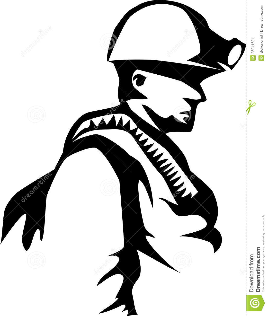Miner Clipart.