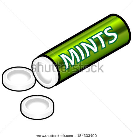 Breath Mints Stock Vectors, Images & Vector Art.
