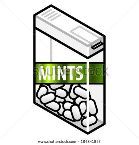 Mints clipart #15