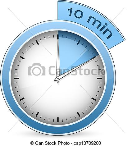 Minute clipart #13
