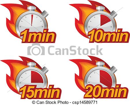 Minute clipart #7