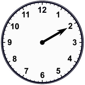 Minute hand clipart #1