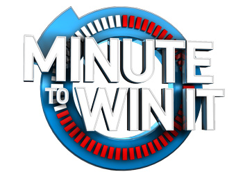 Minute To Win It Clipart.