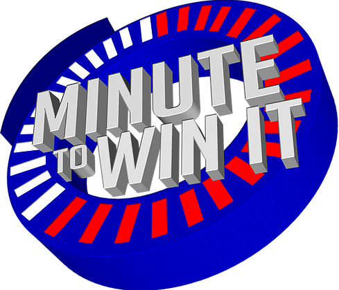 Musical Minute to win it.