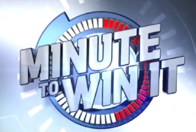 Minute To Win It Png Vector, Clipart, PSD.