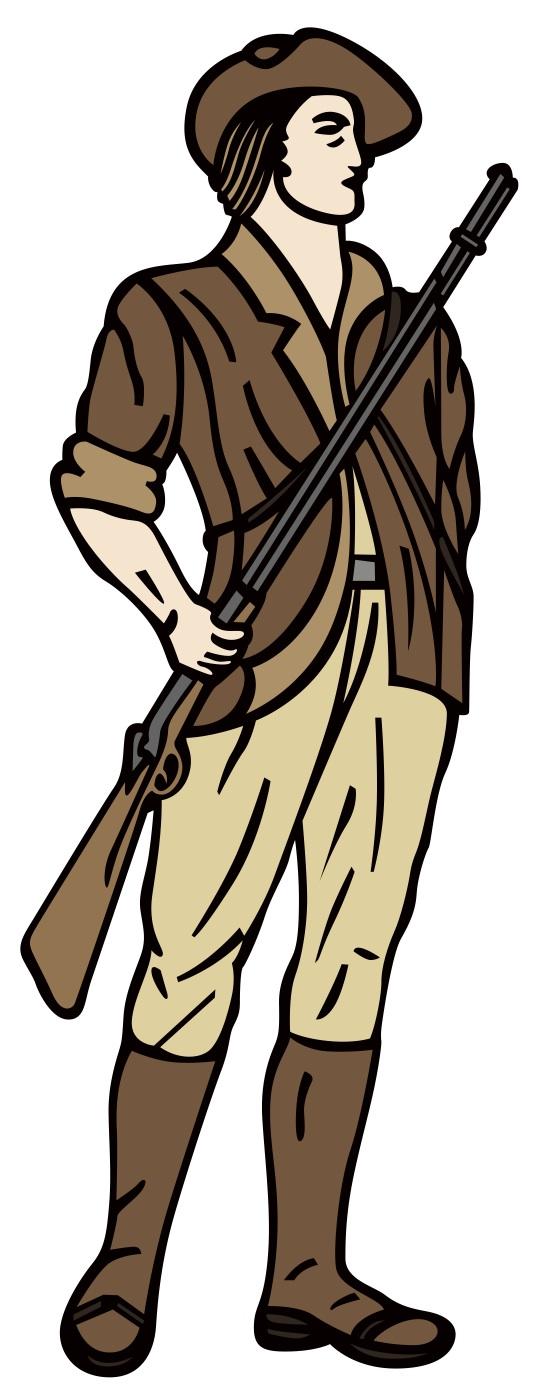 Minuteman Clipart.