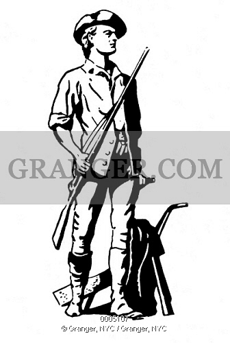 Image of MINUTEMAN..