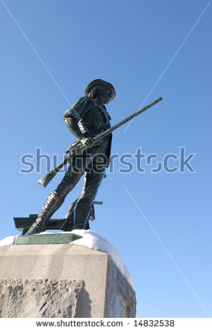 Minuteman Stock Images, Royalty.