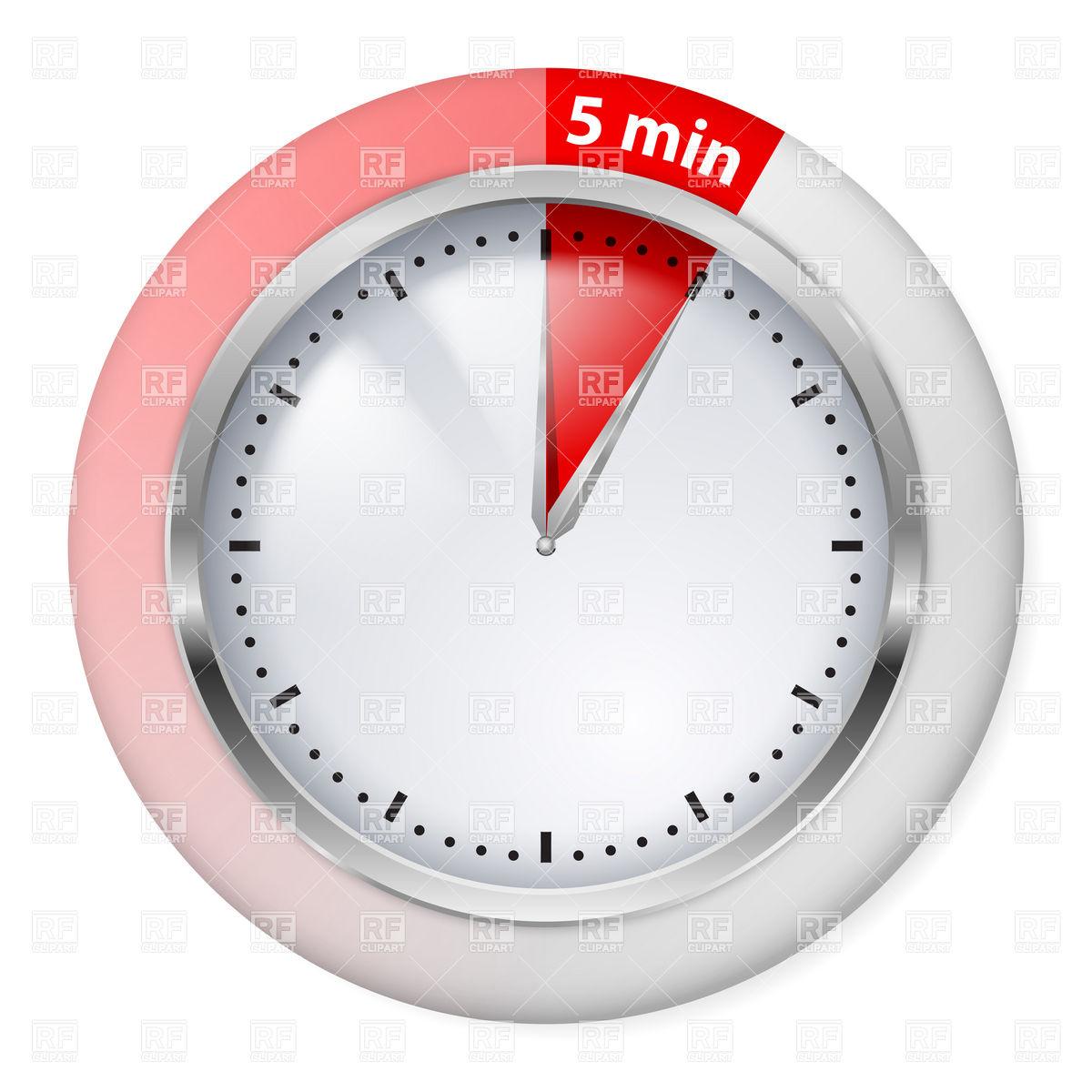 Minutes clipart #11