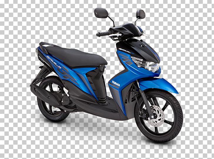 Yamaha Mio GT Motorcycle PT. Yamaha Indonesia Motor.