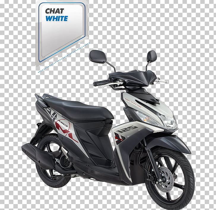 Yamaha Mio M3 125 PT. Yamaha Indonesia Motor Manufacturing.