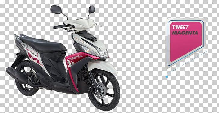Yamaha Mio M3 125 Motorcycle Scooter PT. Yamaha Indonesia.